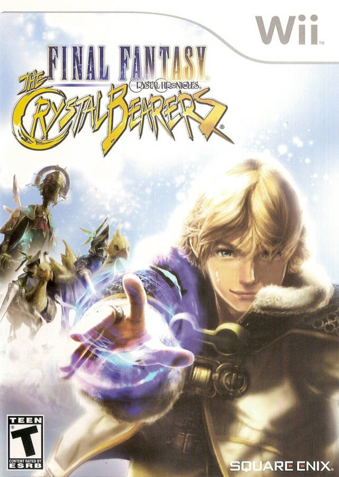Random Game #28 – Final Fantasy Crystal Chronicles: The Crystal Bearer [Wii]