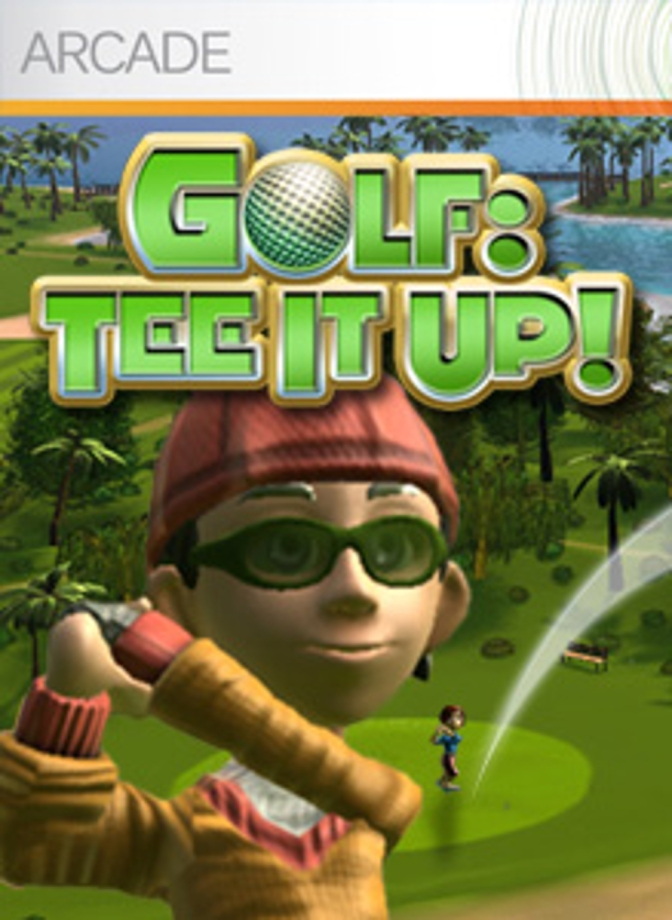 Random Game #21 – Golf: Tee It Up! [Xbox Live Arcade]