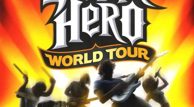 Random Game #16 – Guitar Hero: World Tour [Xbox 360]