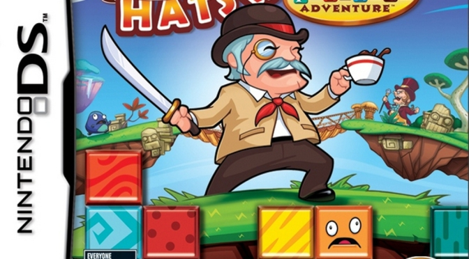 Random Game #10 – Henry Hatsworth in the Puzzling Adventure [Nintendo DS]