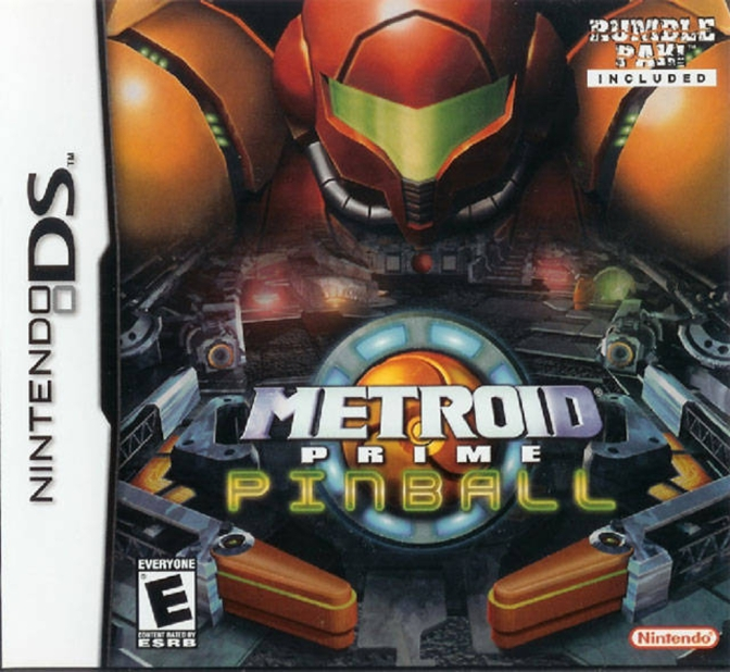 Random Game #25 – Metroid Prime Pinball [Nintendo DS]