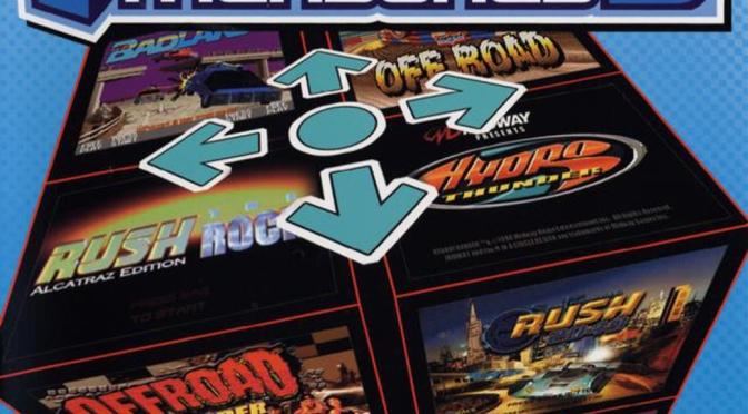 Random Game #8 – Midway Arcade Treasures 3 [PlayStation 2]