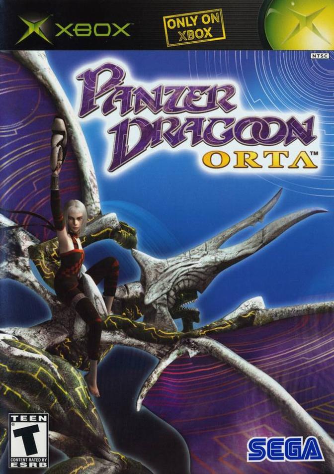 Random Game #32 – Panzer Dragoon Orta [Xbox]