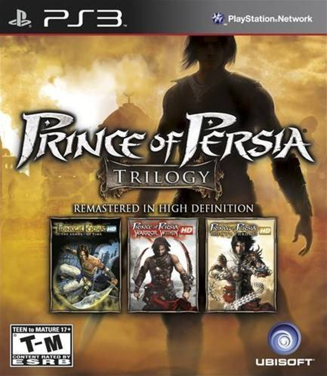 Random Game #20 – Prince of Persia Trilogy [PlayStation 3]