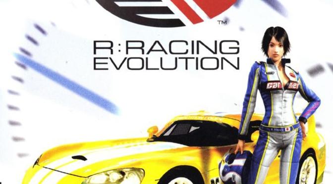 Random Game #11 – R: Racing Evolution [GameCube]