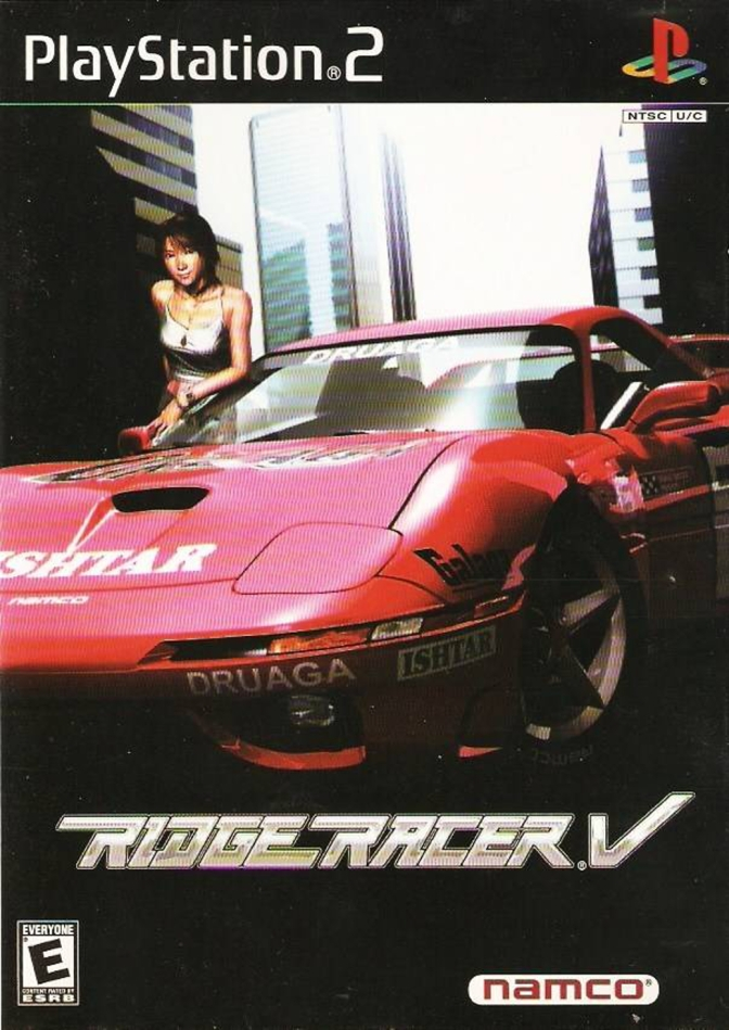 Random Game #30 – Ridge Racer V [PlayStation 2]