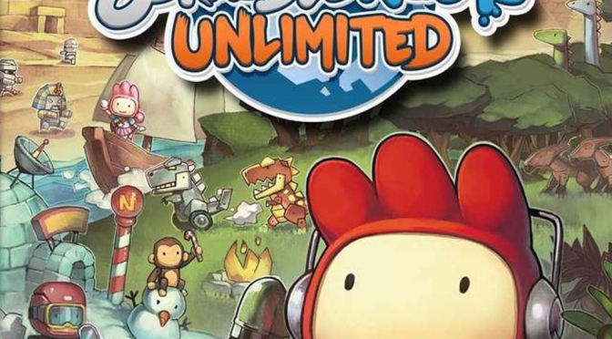 Random Game #19 – Scribblenauts: Unlimited [Wii U]
