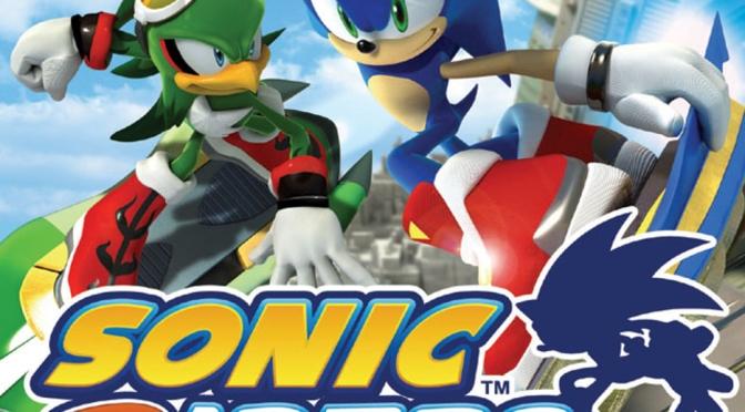 Random Game #24 – Sonic Riders [GameCube]