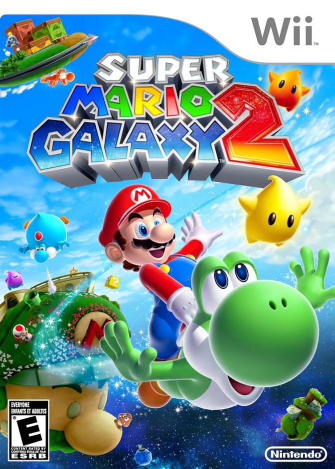 Random Game #22 – Super Mario Galaxy 2 [Wii]