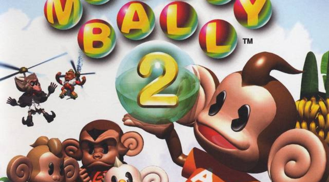 Random Game #6 – Super Monkey Ball 2 [GameCube]