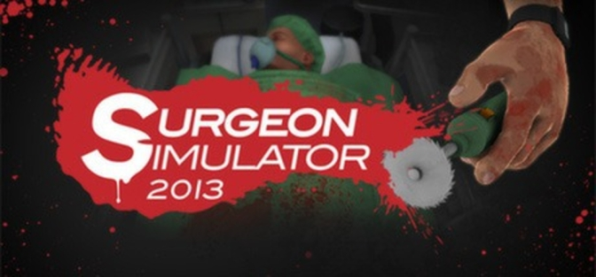 Random Game #9 – Surgeon Simulator 2013 [PC]