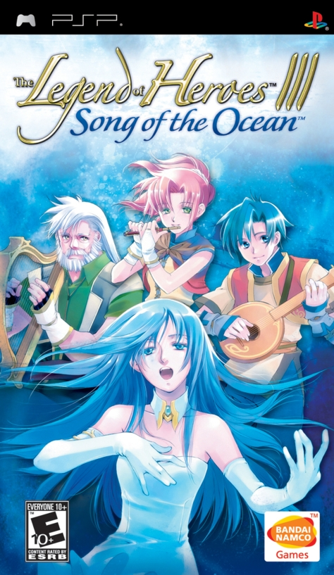 The Legend of Heroes III Song of the Ocean