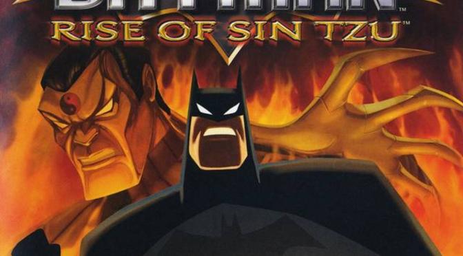 Random Game #34 – Batman: Rise of Sin Tzu [GameCube]