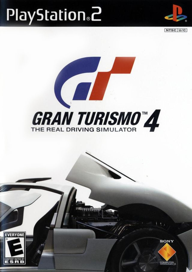 Random Game #37 – Gran Turismo 4 [PlayStation 2]