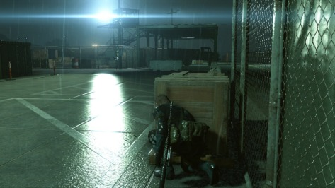 It would be a Metal Gear Solid game without sneaking. It'd be a Metal Gear Rising game!