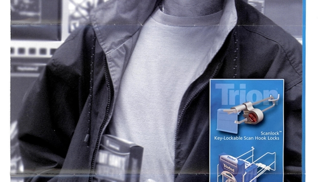 Tony Hawk's Underground in Trade Magazine Ad