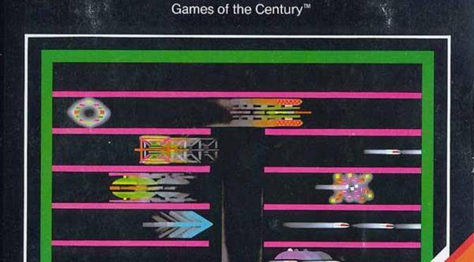 Random Game #33 – Turmoil [Atari 2600]