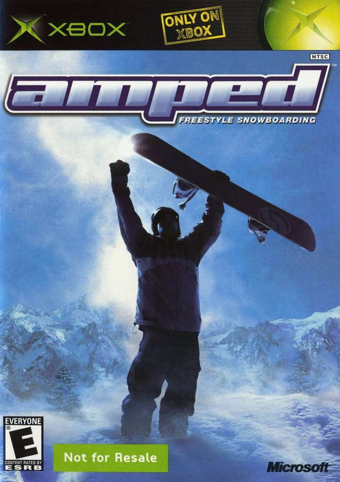 Random Game #40 – Amped: Freestyle Snowboarding [Xbox]