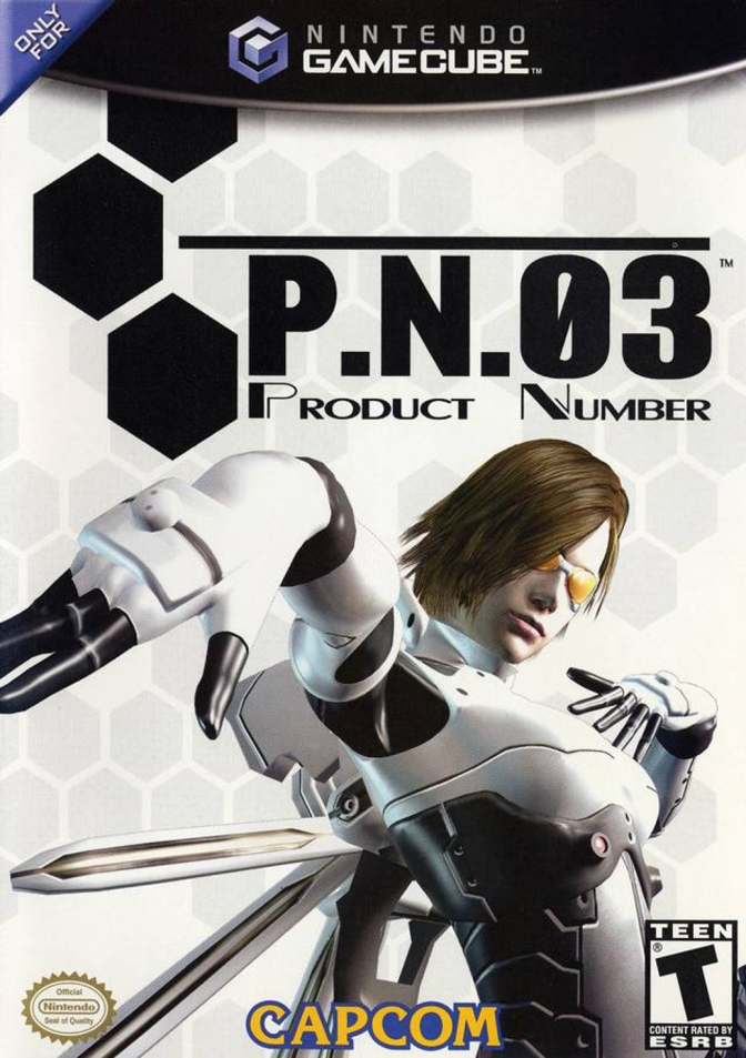Random Game #41 – P.N. 03 [GameCube]