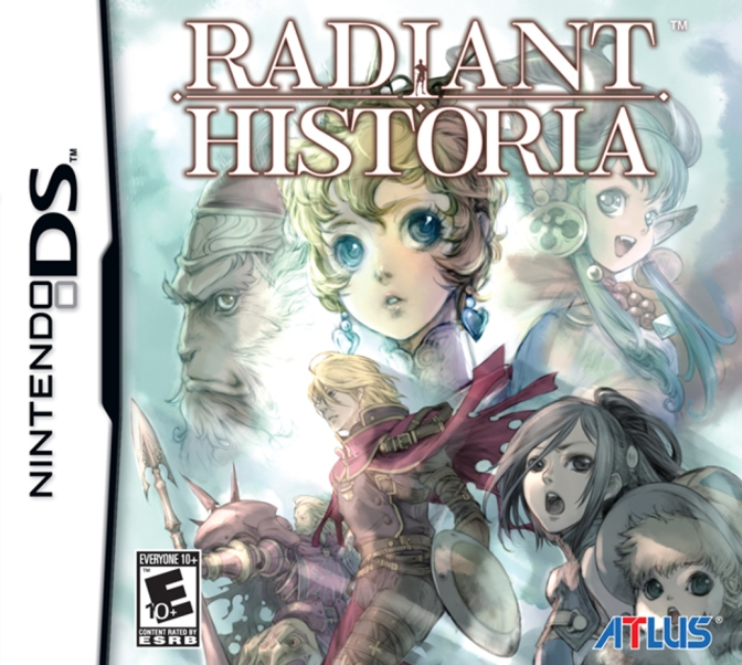 Radiant Historia [Nintendo DS] – Review