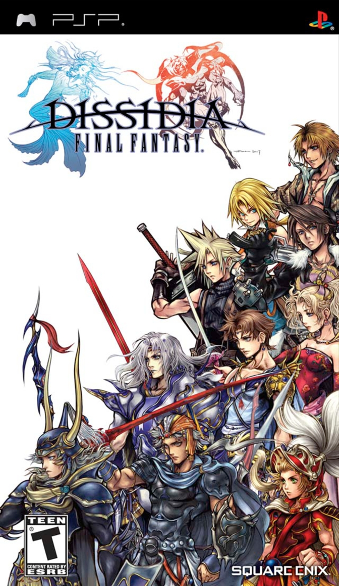 Random Game #44 – Dissidia Final Fantasy [PlayStation Portable]