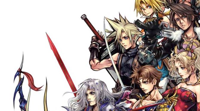 Random Game #44 – Dissidia Final Fantasy [PlayStation Portable]