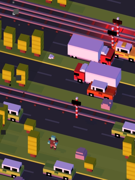 Crossy Road - Zombie