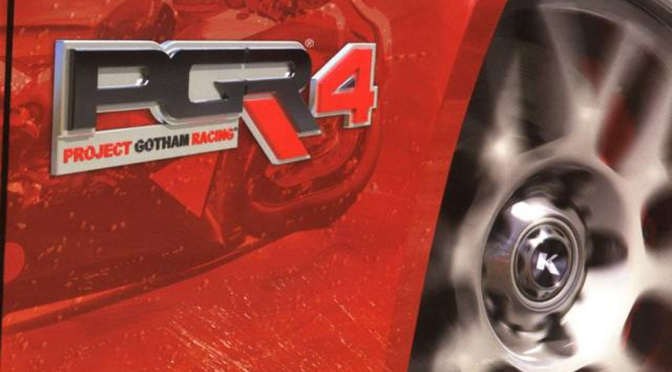 Project Gotham Racing 4 [Xbox 360] – Asia Timed Major