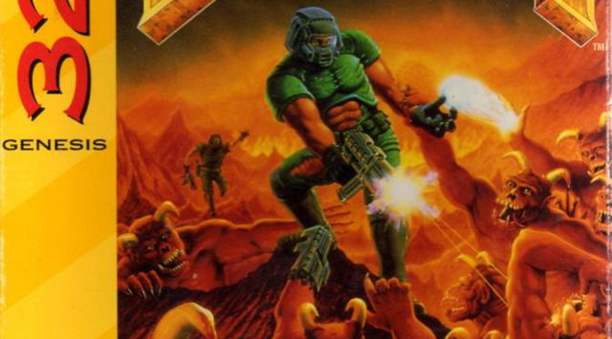 Doom [Sega 32X] – Review