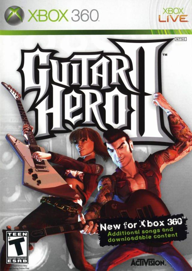Returning to Guitar Hero II Expert after Six Years