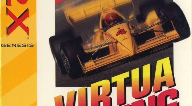 Virtua Racing Deluxe – Sega 32X [Review]