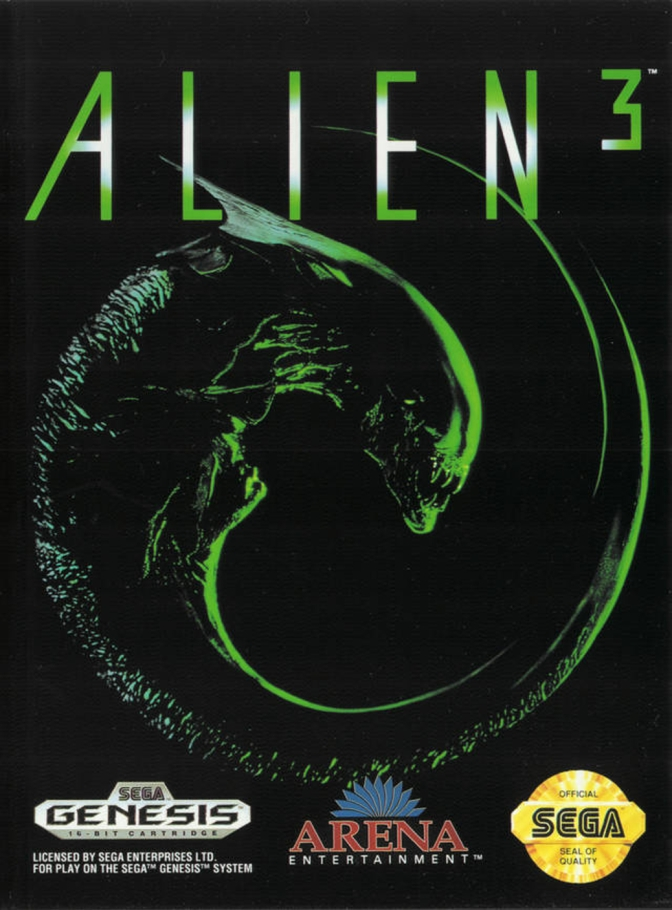 Alien 3 [Sega Genesis] – Review