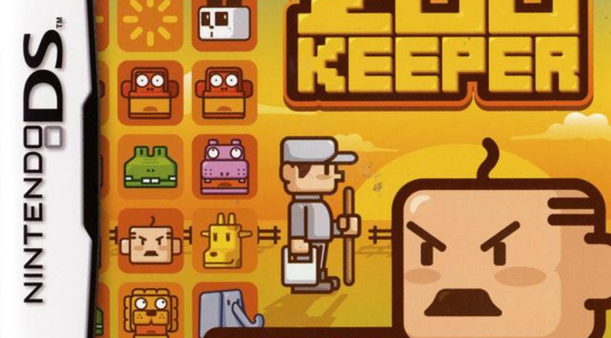 Zoo Keeper [Nintendo DS] – Review