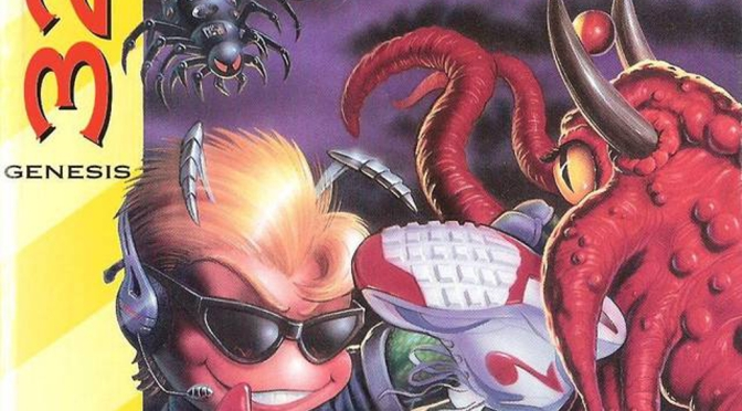 Tempo [Sega 32X] – Review