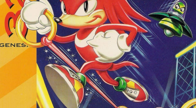 Knuckles' Chaotix [Sega 32X] – Review