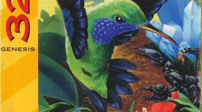 Kolibri [Sega 32X] – Review