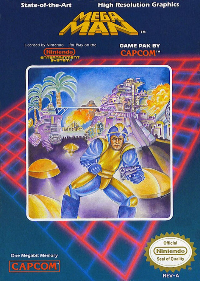 Mega Man [NES] – Review