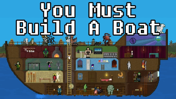 You Must Build a Boat [Android] – Review