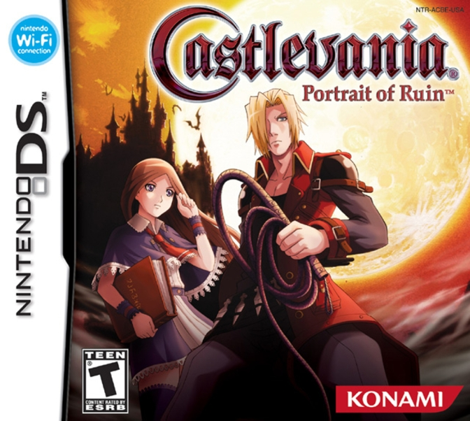 Castlevania: Portrait of Ruin [Nintendo DS] – Review