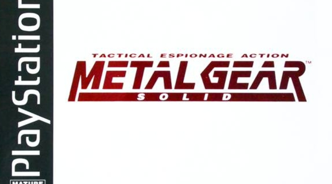 Metal Gear Solid [PlayStation] – Review