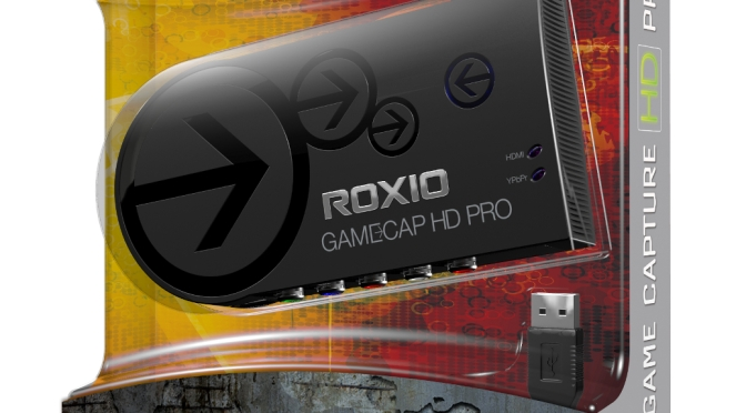Roxio Game Capture HD Pro [Review]