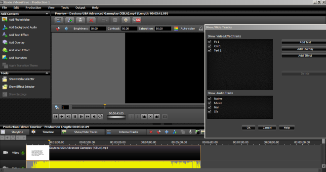 Honestly, the cause of my problems probably has more to do with the VideoWave editing software.