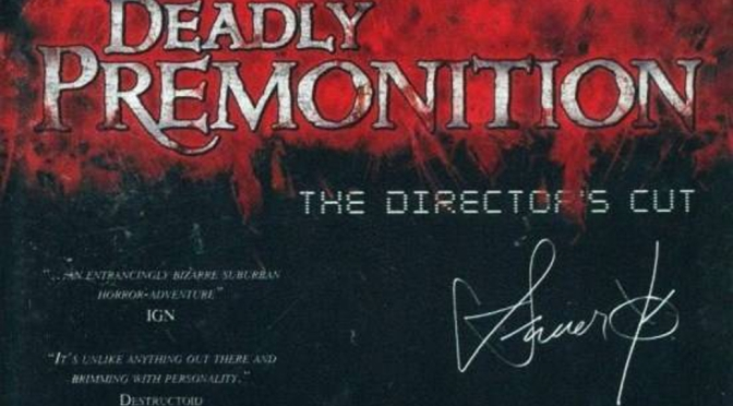 Deadly Premonition: The Director's Cut [PlayStation 3] – Review
