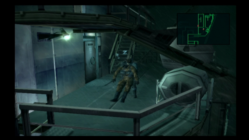 Metal Gear Solid 2 Sons of Liberty - Dragging.jpg