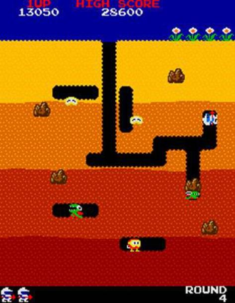 Namco Museum Volume 3 - Dig Dug