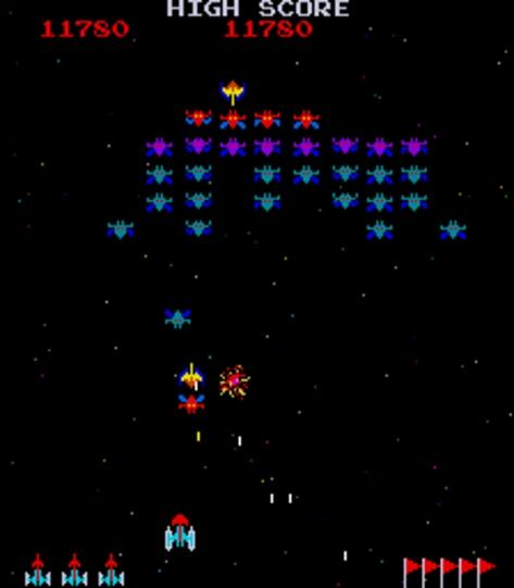 Namco Museum Volume 3 - Galaxian