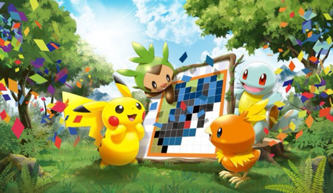 Pokemon Picross [3DS eShop] – Review