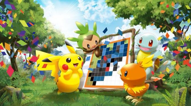 Pokemon Picross [3DS eShop] – Review