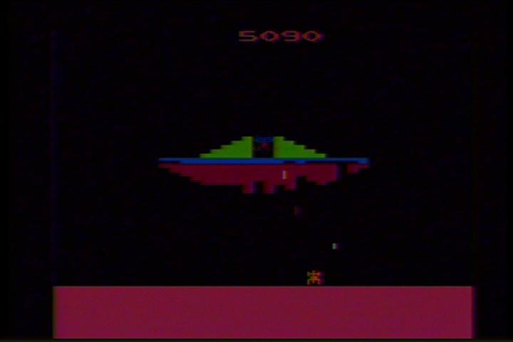 Phoenix - Atari 2600 - Boss