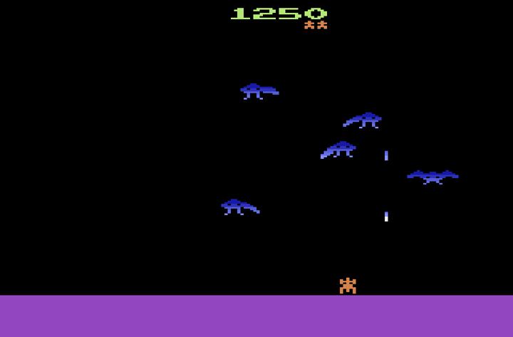 Phoenix - Atari 2600